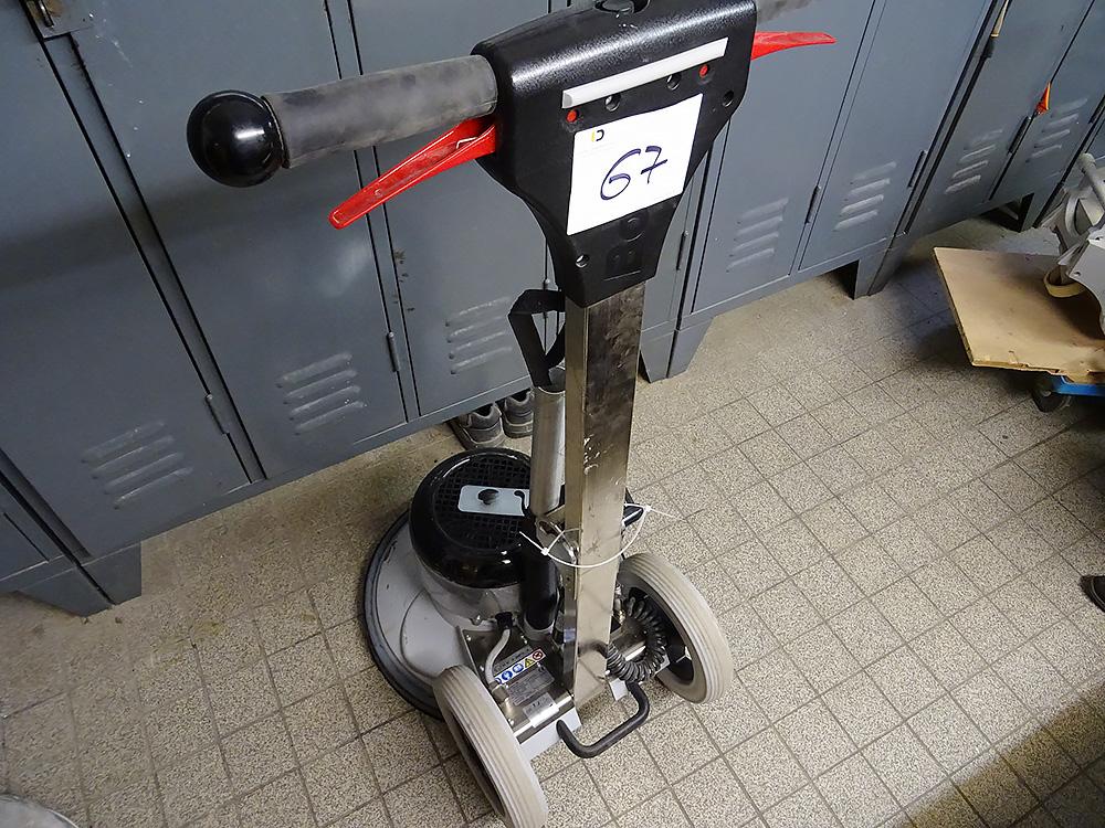 Fußboden Poliermaschine ~ Poliermaschine
