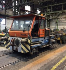 Shunting locomotive DH 60