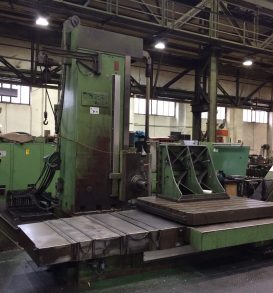 CNC Table boring machine WOTAN Rapid 3