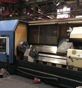 CNC Turning Lathe HEYLIGENSTAEDT 25 UK-4000