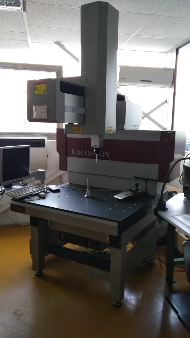 Pos. 101: Messmaschine