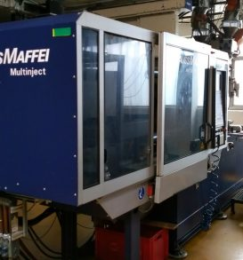 Lot 134: Multi-component Injection molding machine