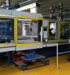Lot 143: Multi-component Injection molding machine