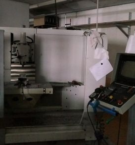 Lot 19: CNC Tool drilling machine