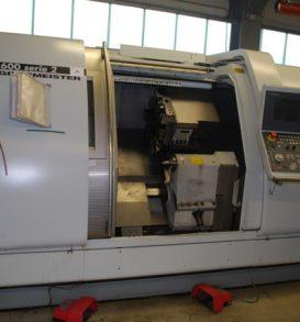34 Gildemeister CTX 600 Series 2