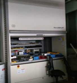 Lot 37: Storage Lift