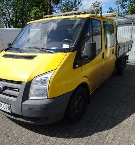 Truck FORD Transit (2007)