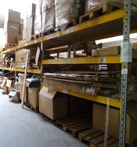 122: Heavy-duty shelves