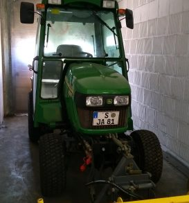 73: Utility tractor