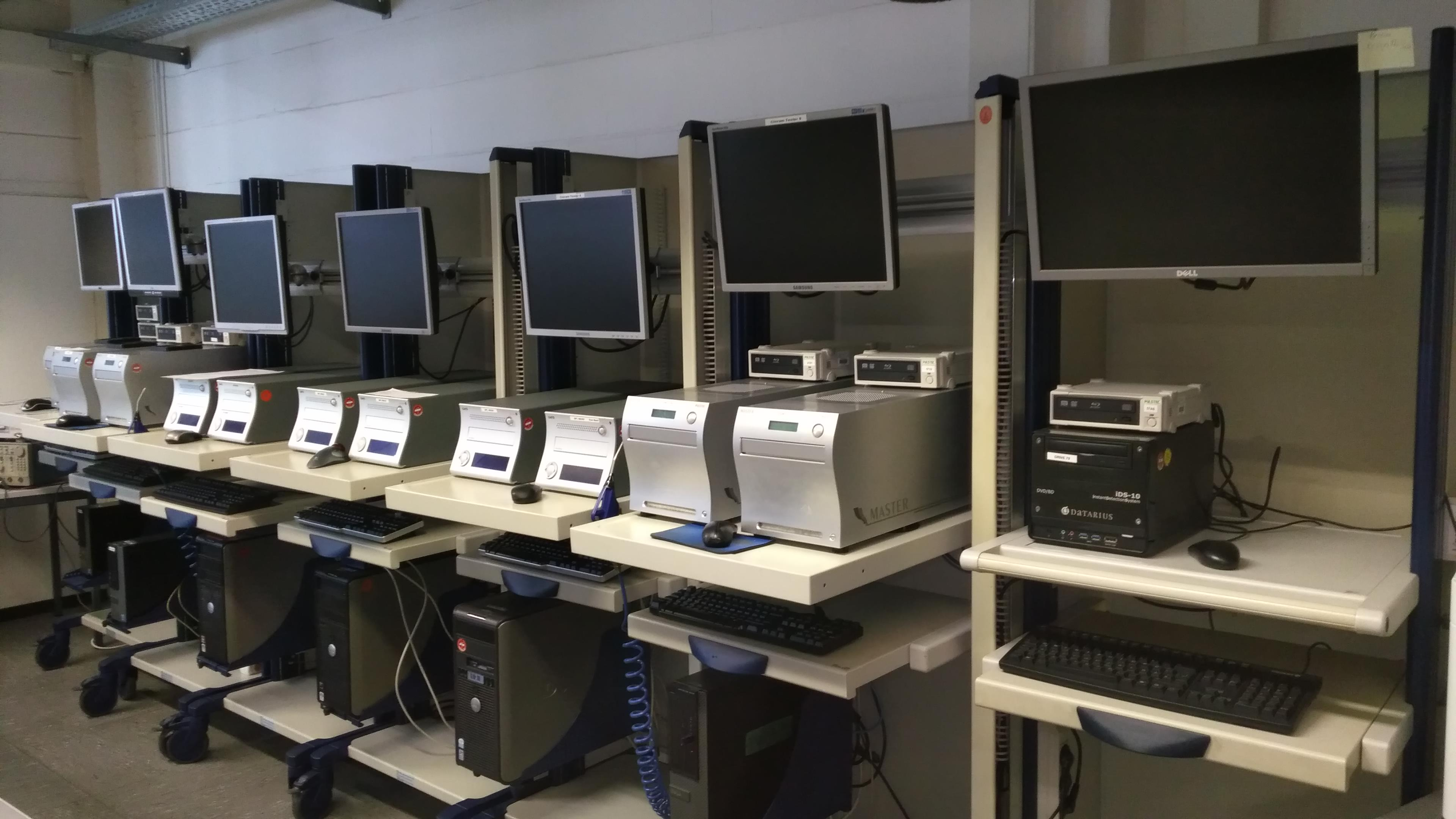 BD Testsysteme PULSTEC - CATS