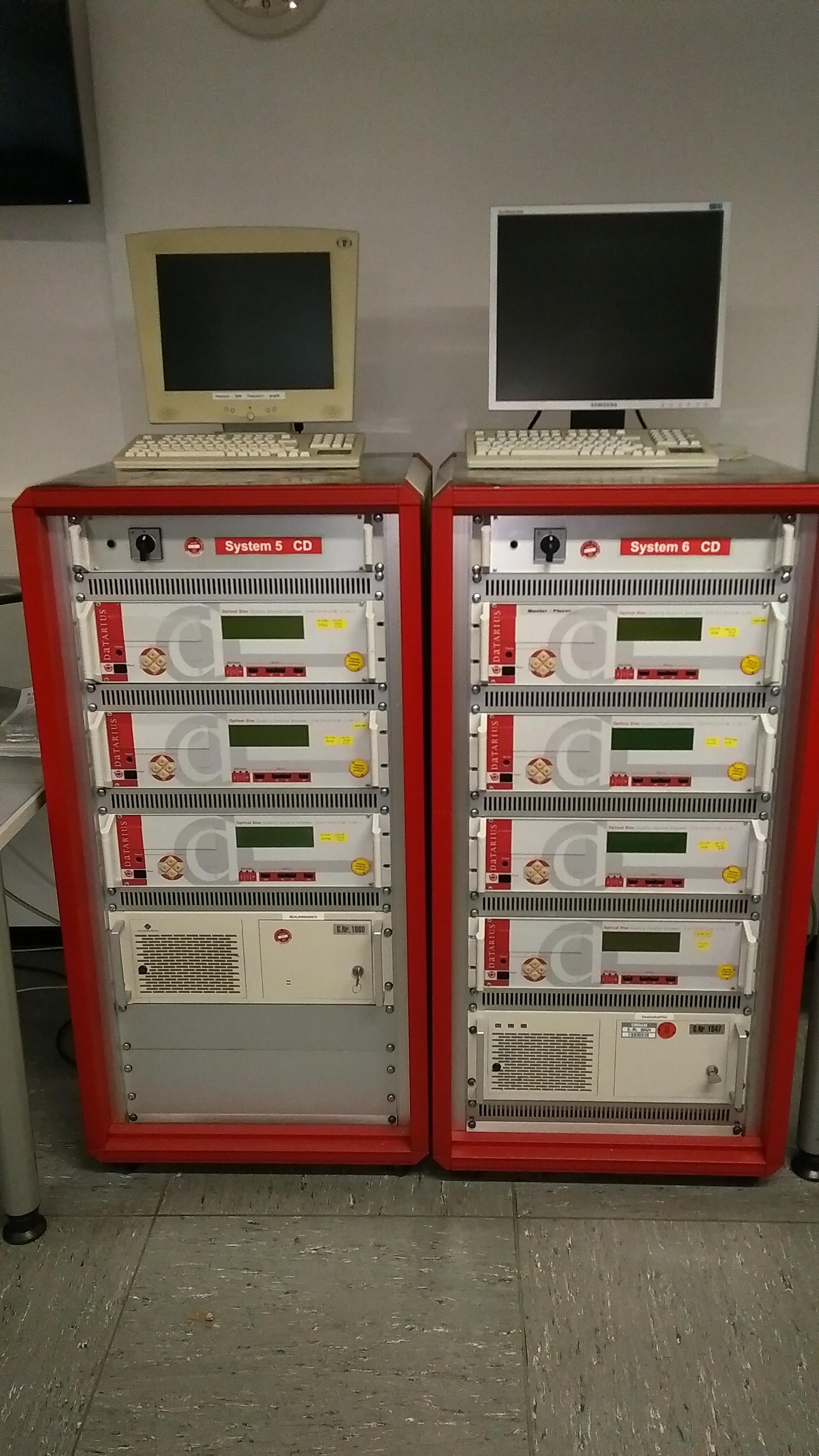 CD Testsysteme DATARIUS