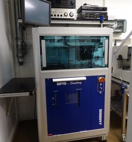 Schleifautomat SIEBERT SPS finisher
