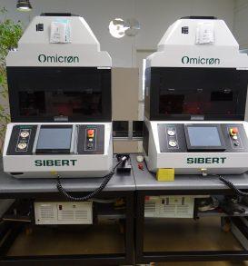 Automatic Punching Press SIEBERT Omicron