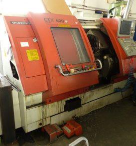 Lüders & Partner GmbH - Online-Auktion, 8. Dezember 2017: CNC-Fräsmaschinen, CNC-Drehmaschinen, Handarbeitsmaschinen, Betriebs- und Geschäftsausstattung