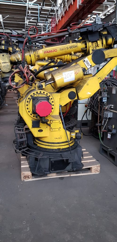 PSA Group/Groupe PSA Rennes – Private Sale Industrial Robots from